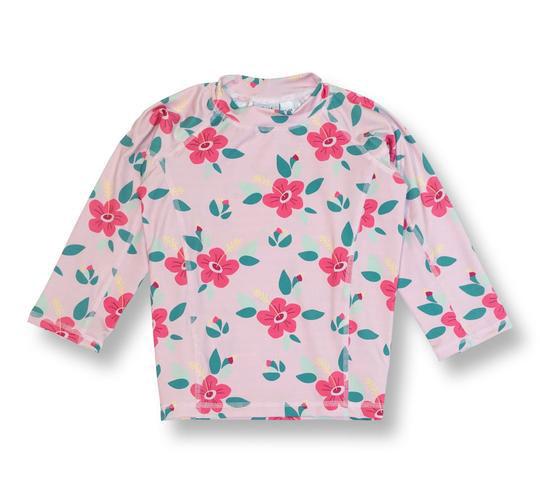 Rosa uv-tröja stl 74/80, 86/92