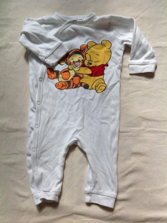 Vit pyjamas stl 62