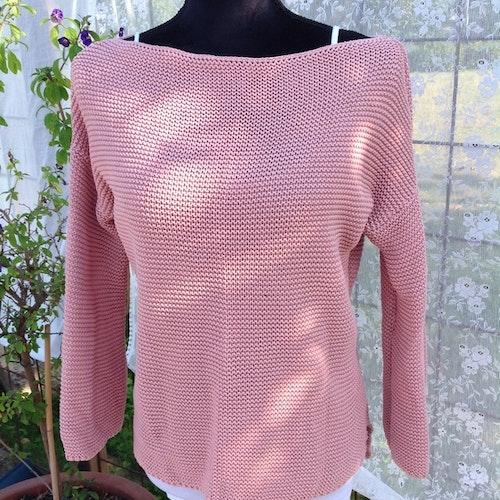 Rosa tröja stl XS