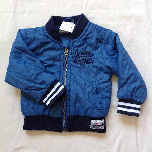 Blå jacka stl 62