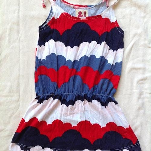 Strandklänning stl 92