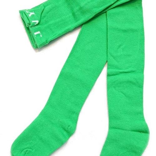 Gröna strumpbyxor