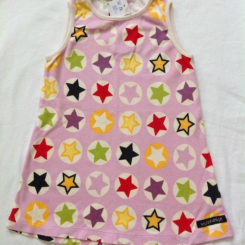 Rosa klänning stl 86