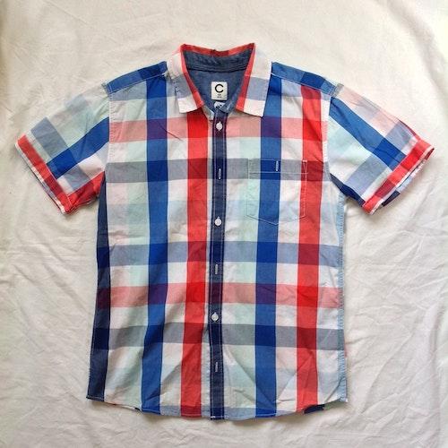 Rutig skjorta stl 158