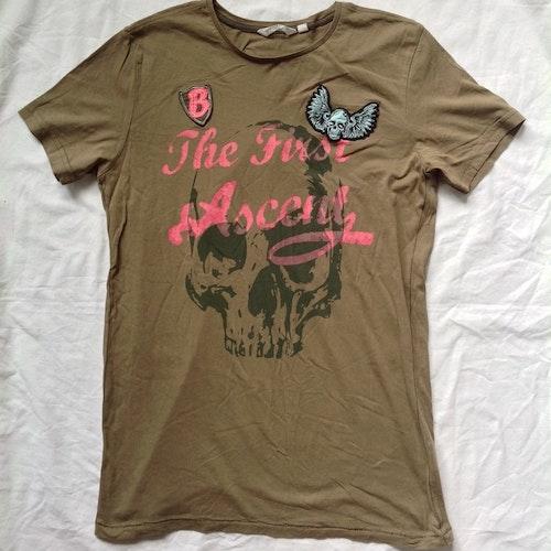 Grön t-shirt stl 170