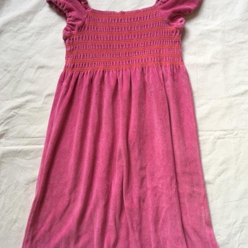 Rosa klänning stl S