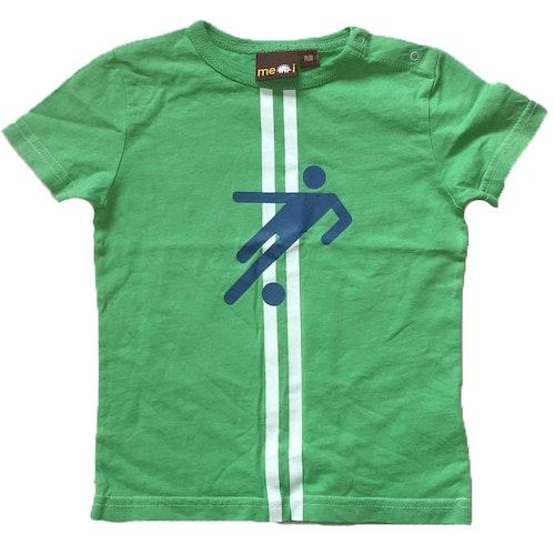 Grön t-shirt stl 74/80