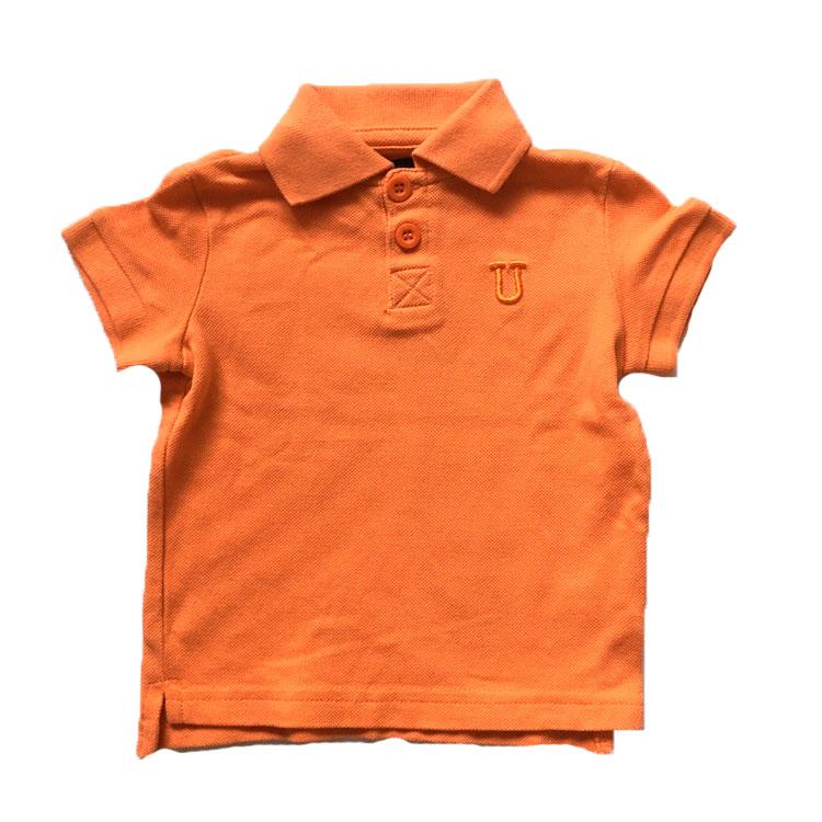 Orange tenniströja stl 74