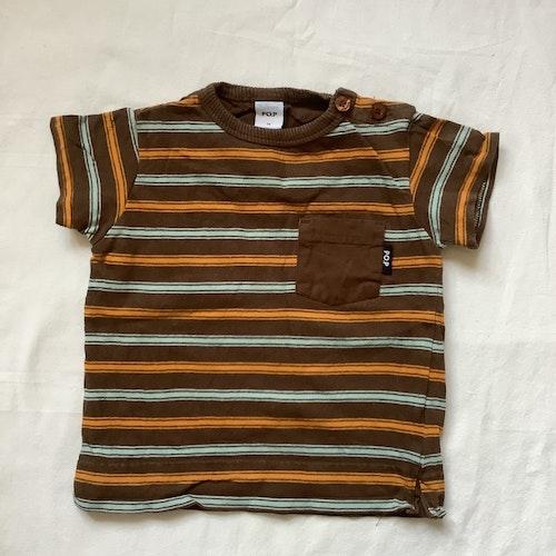Randig t-shirt stl 74