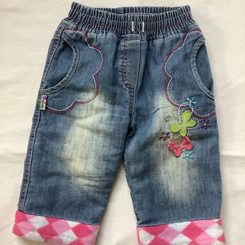 Fodrade jeans stl 74
