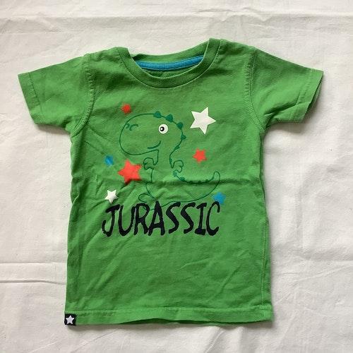 Grön t-shirt stl 74