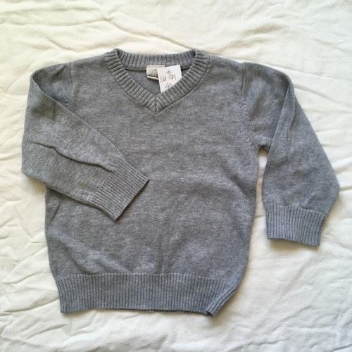 Grå tröja stl 74