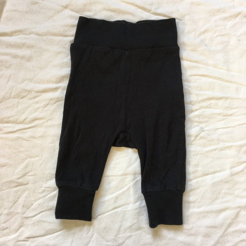 Svarta byxor stl 50
