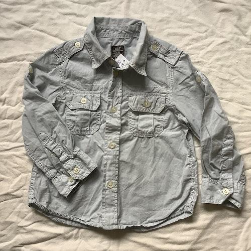 Rutig skjorta stl 92