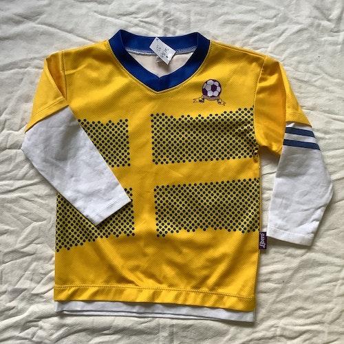Sverigetröja stl 86/92