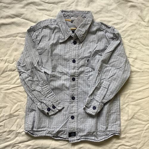Rutig skjorta stl 104