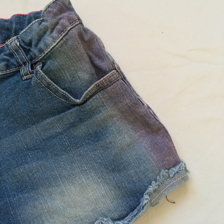 Jeansshorts stl 140