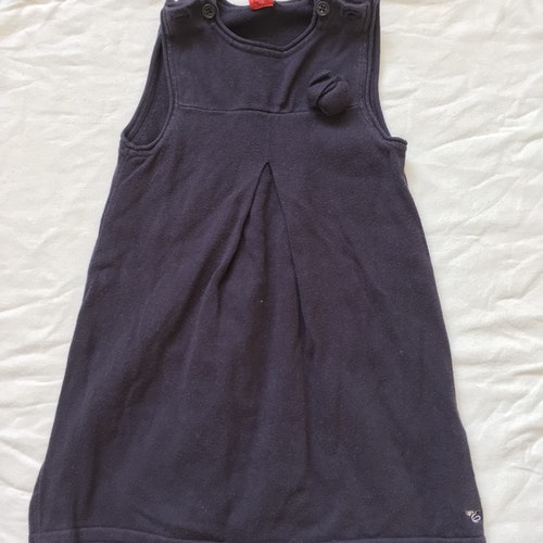 Lila klänning stl 86