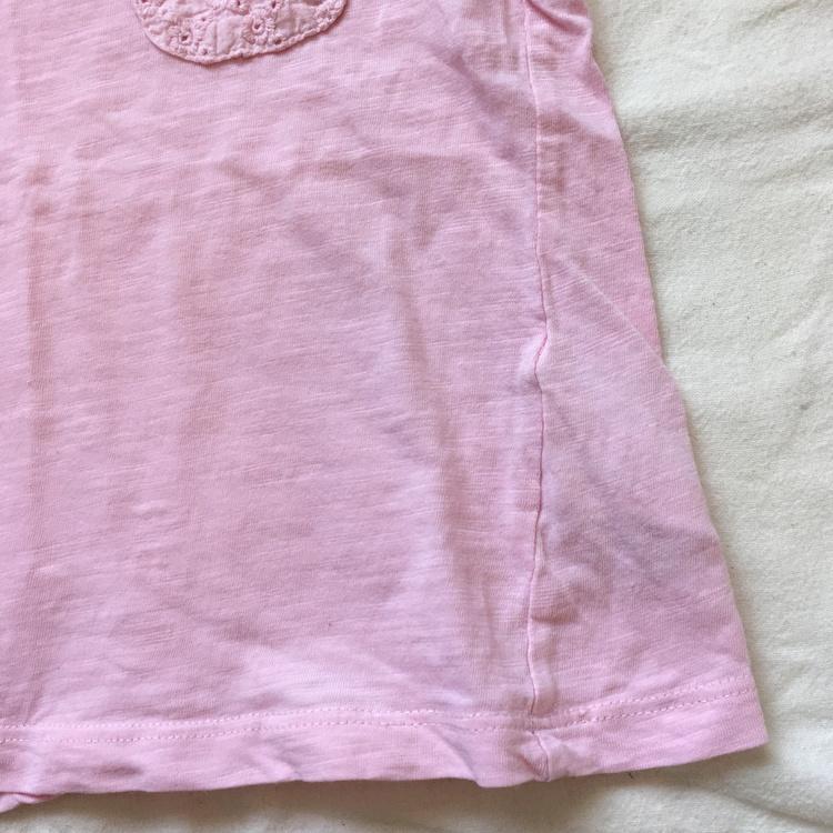 Rosa topp stl 86/92