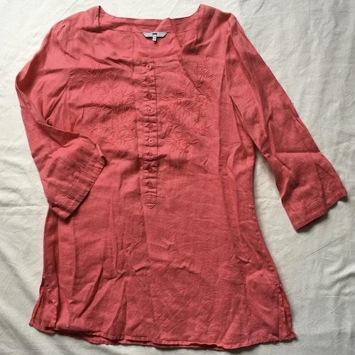 Rosa skjorta stl 42