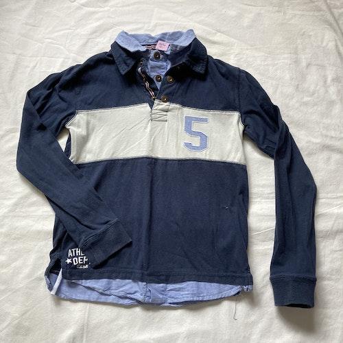 Blå tröja stl 134/140