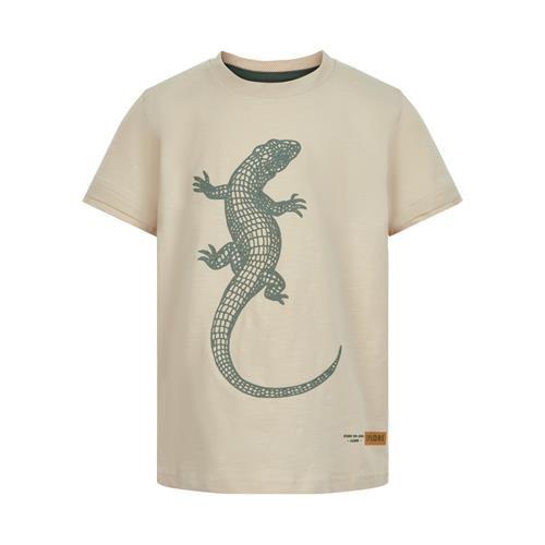 T-shirt ödla stl 86-140