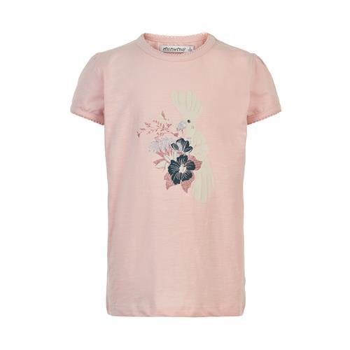 T-shirt papegoja stl 86-140