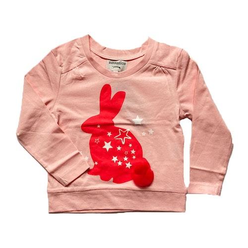 Rosa tröja stl 86-116