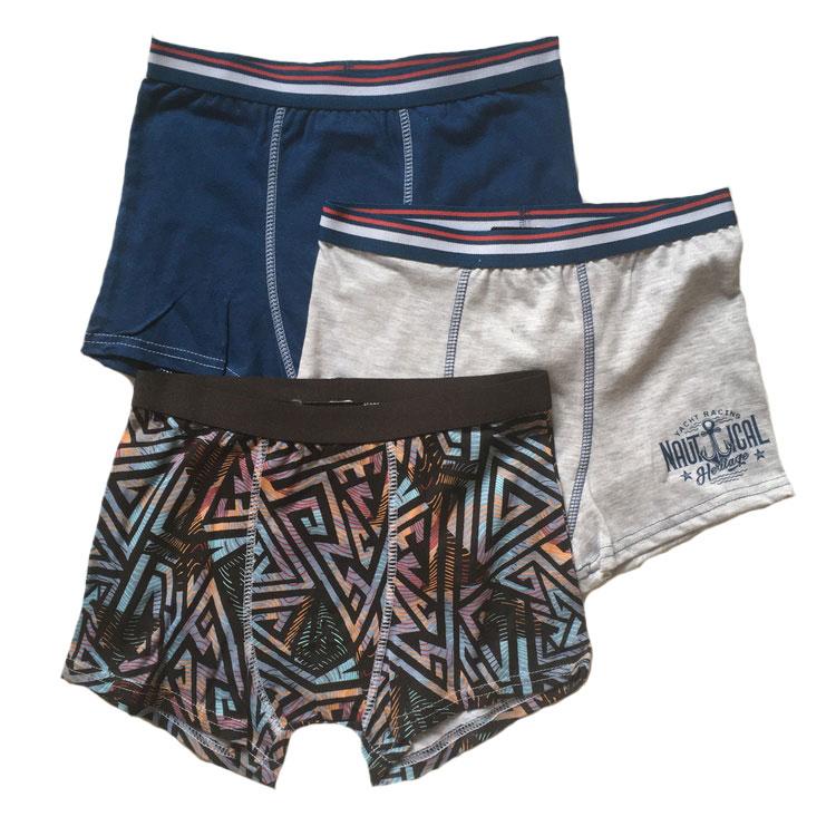 3-pack boxerkalsonger stl 134-164
