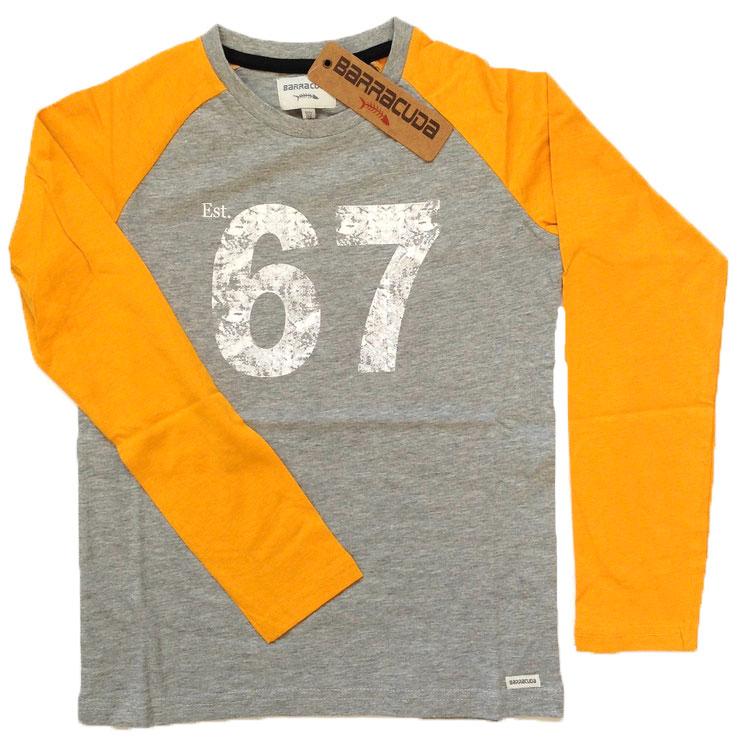 Grå tröja stl 122-164