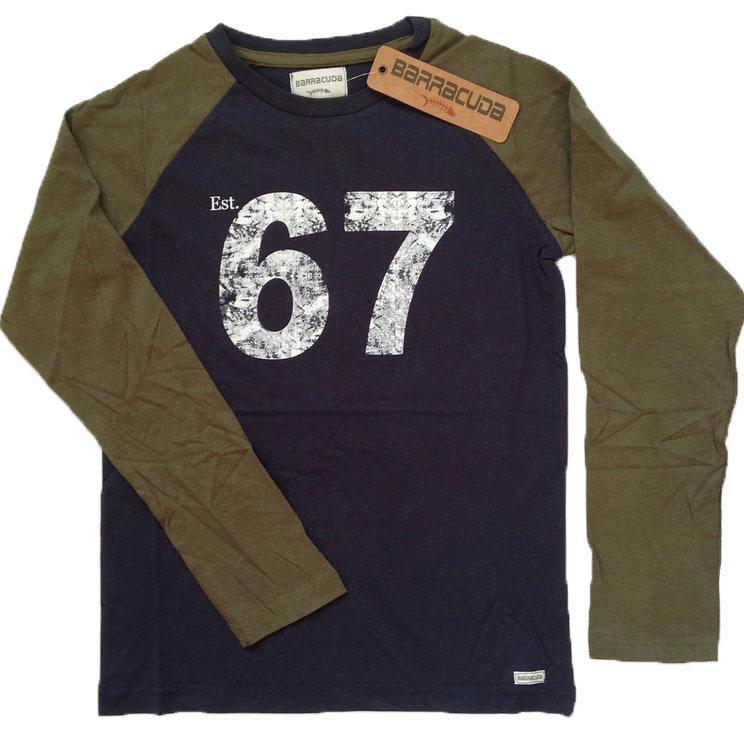 Blå tröja stl 122-164