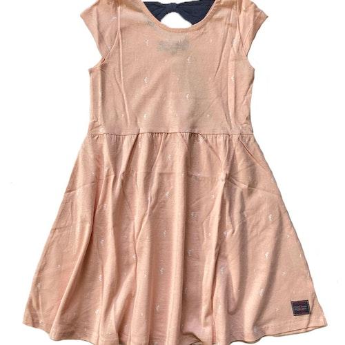 Rosa klänning stl 122-164