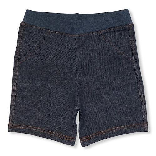 Blå shorts stl 74-140