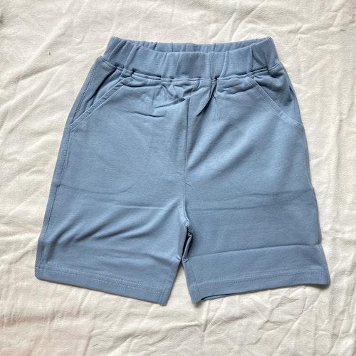 Blå shorts stl 74/80