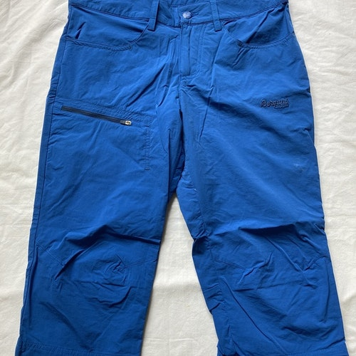 Blå shorts stl S