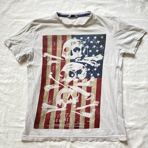 Beige t-shirt stl 146/152
