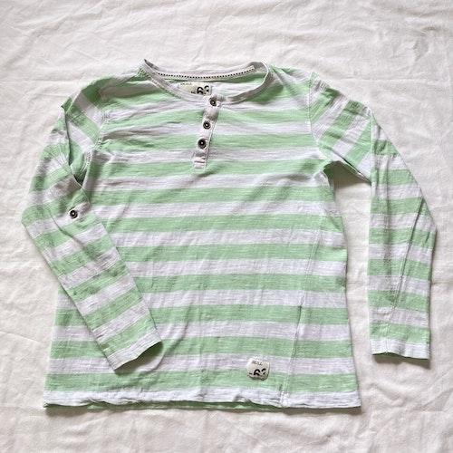Grönrandig tröja stl 146/152