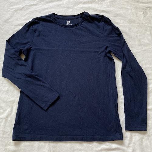 Blå tröja stl 146/152