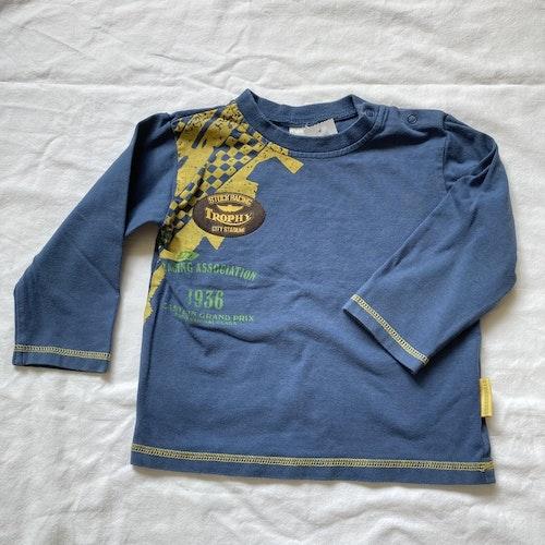 Blå tröja stl 86