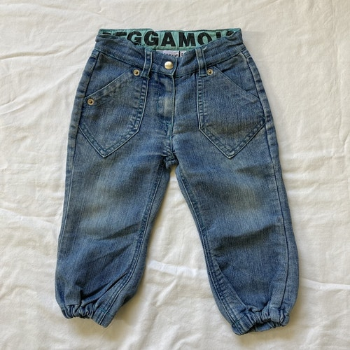 Pull-on jeans stl 74/80