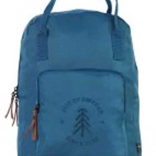 Blå ryggsäck 15L