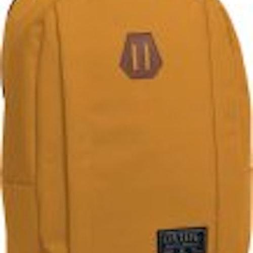 Gul ryggsäck 15L