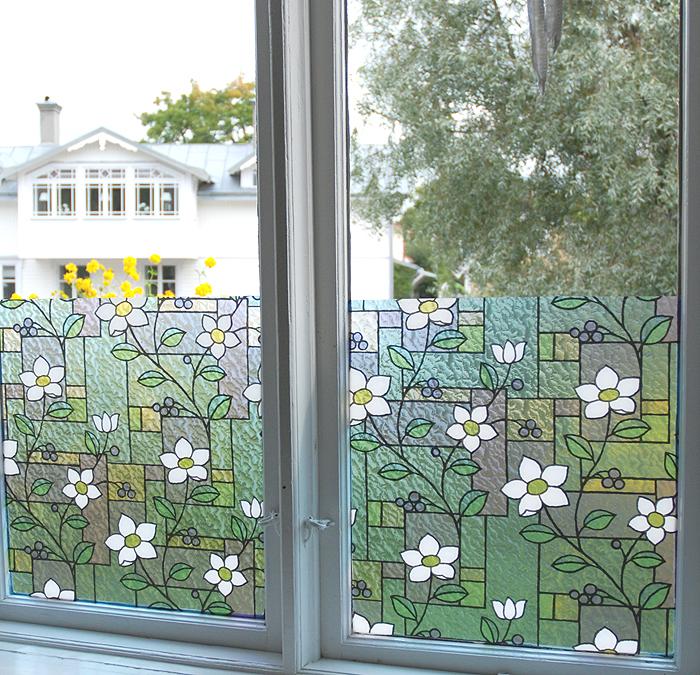 blomskydd för fönster