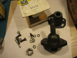 Spindelled K5148 Oldsmobile 65-68