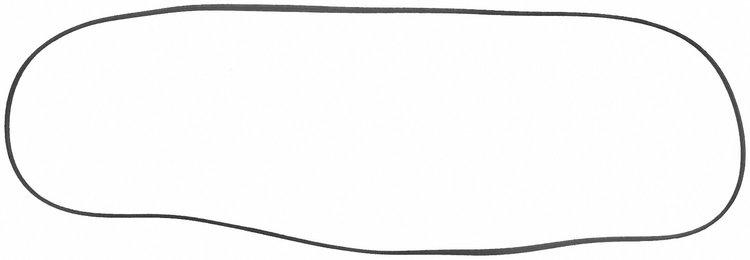 Ventilkåpspackning FelPro VS26081R