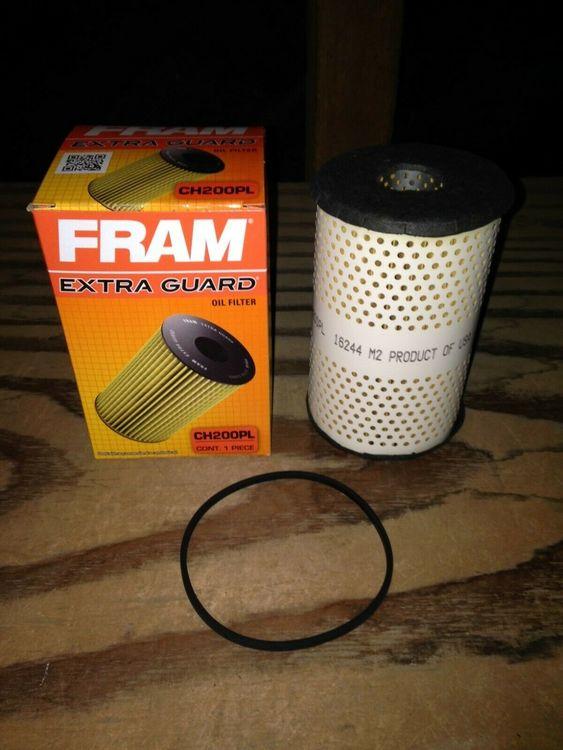 Oljefilter FRAM CH200PL