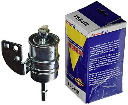 Bränslefilter F55412 33529