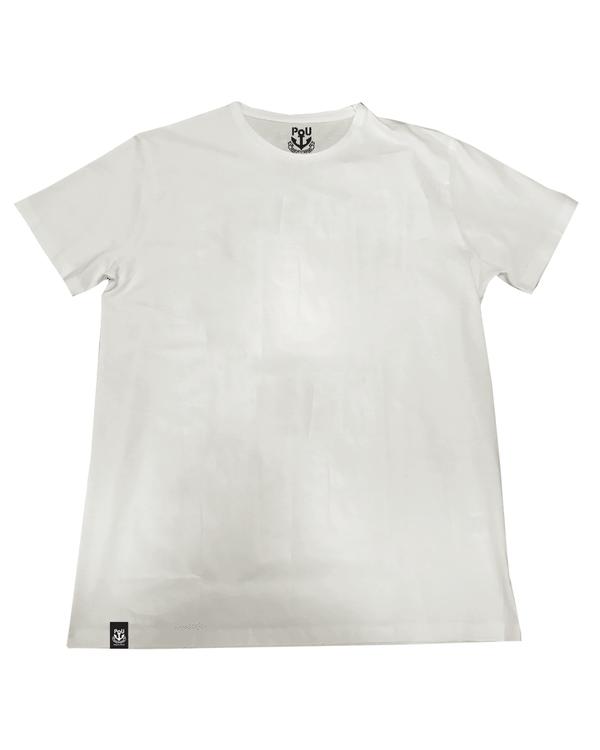 Cliff t-shirt vit