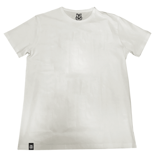 Cliff t-shirt vit