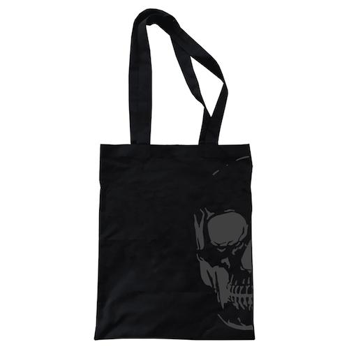 Wesley väska svart med grått tryck